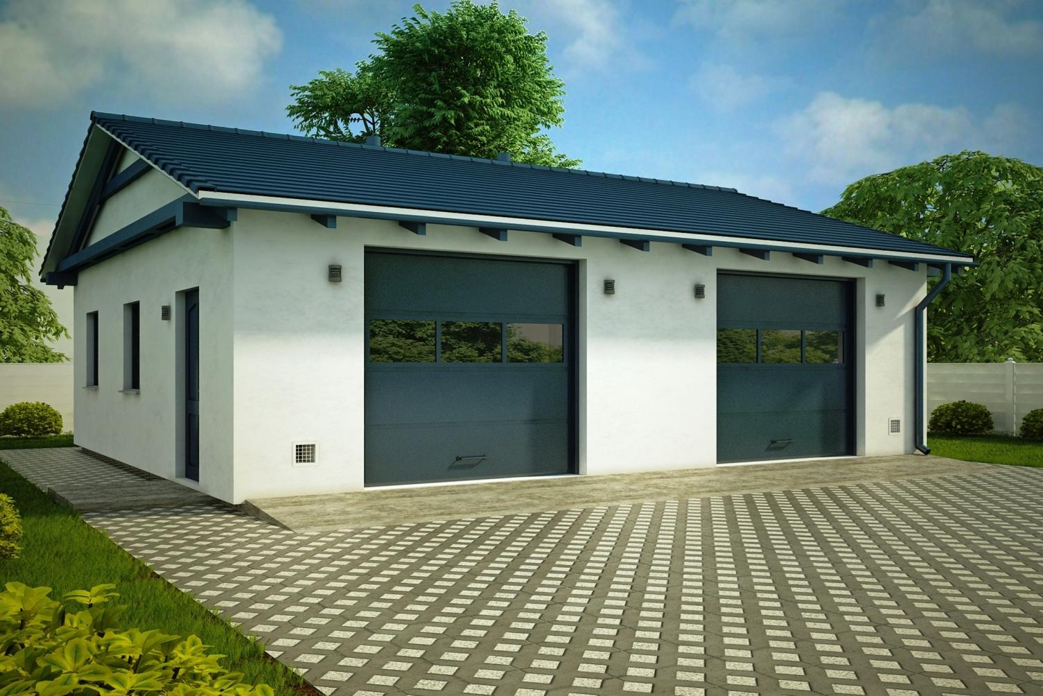 Строительство гаражей под ключ в Туапсе